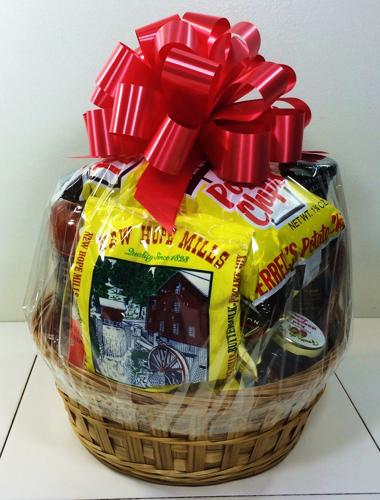 syracuse s medium local gift basket s baskets
