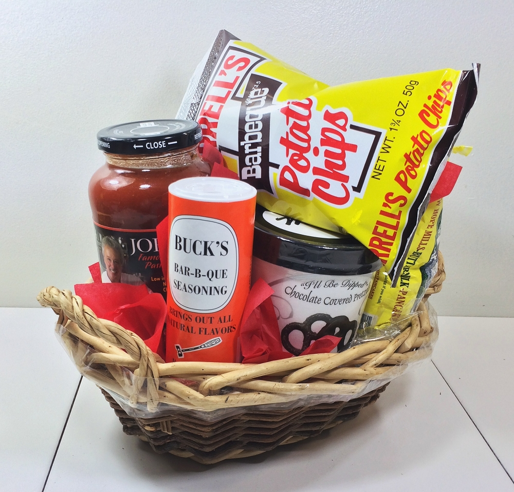 Syracuses small local gift basket bennetts baskets the syracuse local gift basket negle Image collections