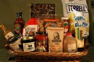 "The Syracuse ""Local"" gift basket (Large)"