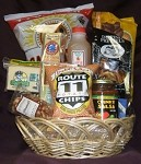 Dad's Snack Basket