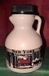New York State Maple Syrup 1/2 pint